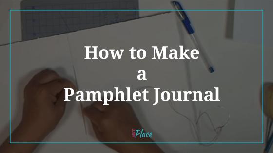 make a phamplet