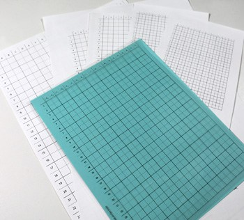 learn to draw with the Line-Less Grid System