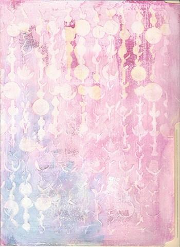 Book of Backgrounds #5 Original