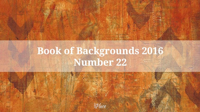 How to Create a Vintage Art Journaling Page – Book of Backgrounds 2016, Number 22