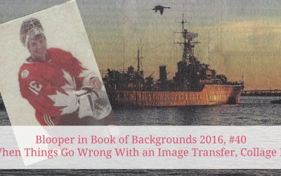 When Things Go Wrong with an Image Transfer – Book of Backgrounds 2016, Number 40