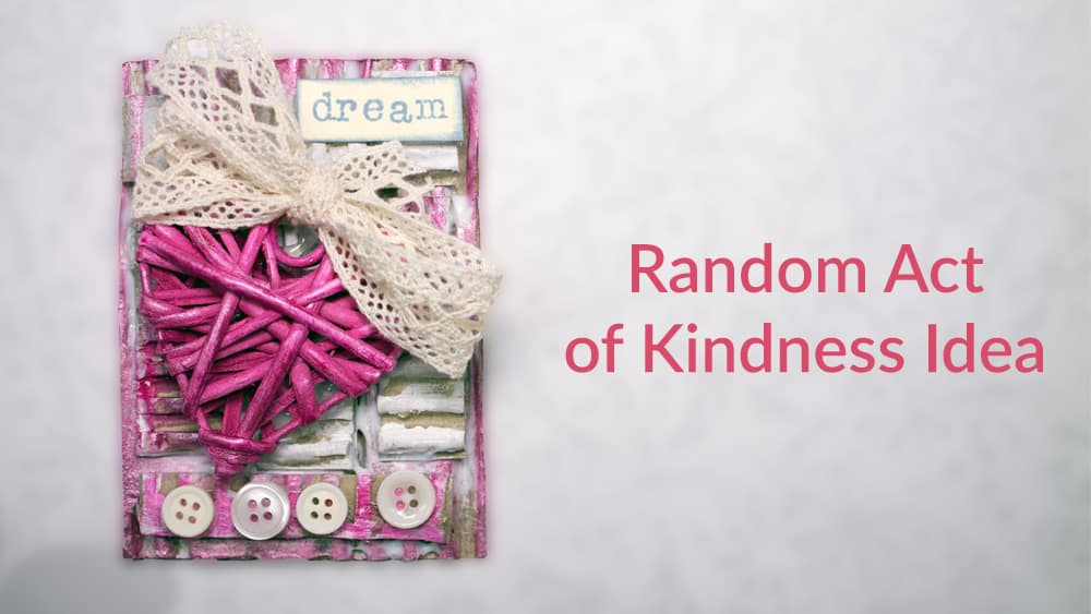 Need Random Act of Kindness Ideas? Make Some Miniature Art!