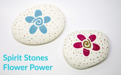 How to Create Spirit Stones by Painting on Rocks
