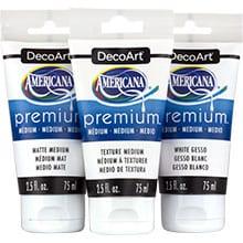 DecoArt Americana Premium Mediums
