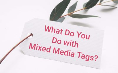 What Do You Do with Mixed Media Tags