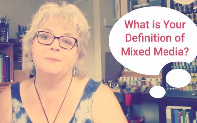 Need Your Help…What is Mixed Media?