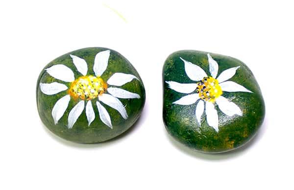 spirit stones painting on rocks