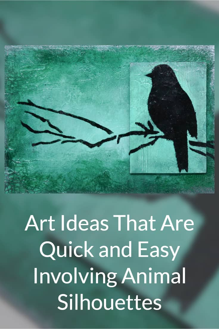 Are you an animal lover looking for art ideas that are quick & easy, but you're not sure where to start, give this project a try.