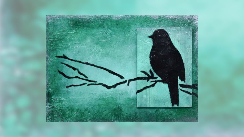 Art Ideas That Are Quick and Easy Involving Animal Silhouettes​
