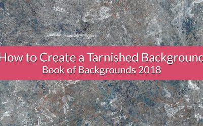 How to Create a Tarnished Metallic Background