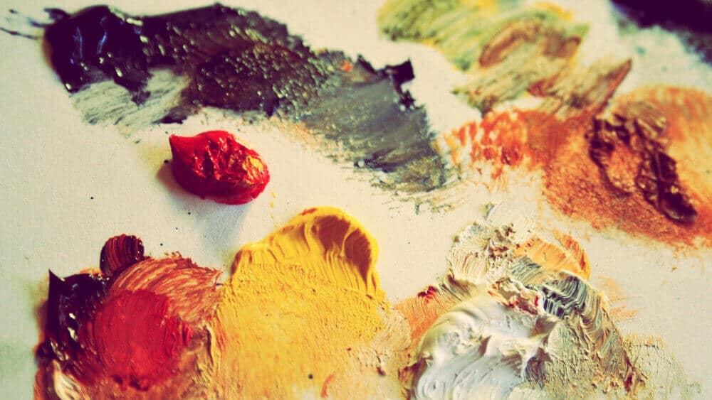 Colours for Painting Portraits