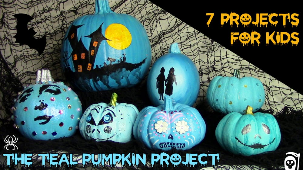 The Teal Pumpkin Project: 7 Projects for Kids