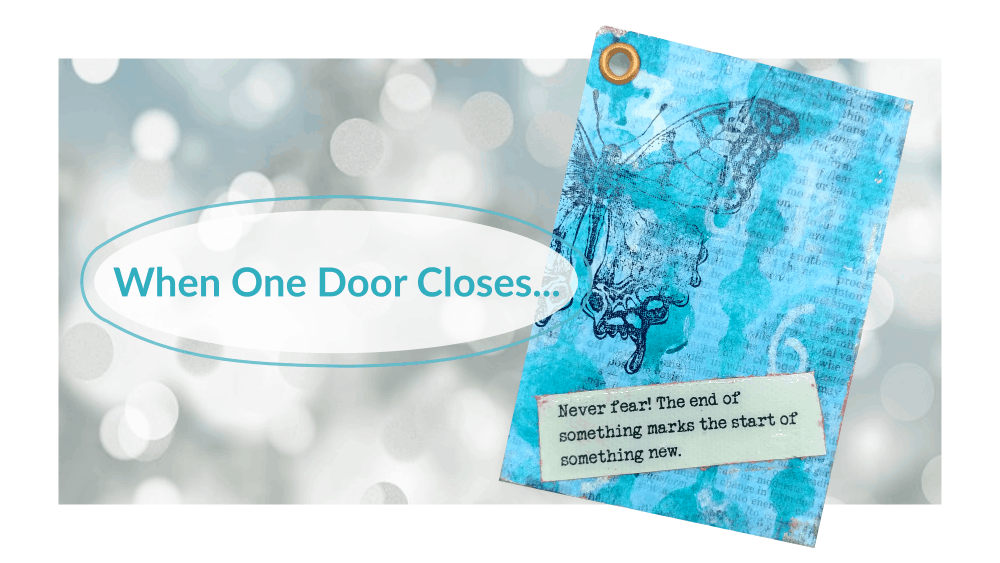 One Door Closes and Another One Opens – Quick and Easy ATC